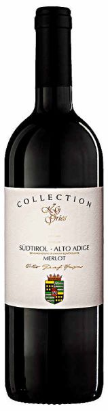 Kellerei Bozen Merlot Graf Huyn DOC Südtirol Collection Gries