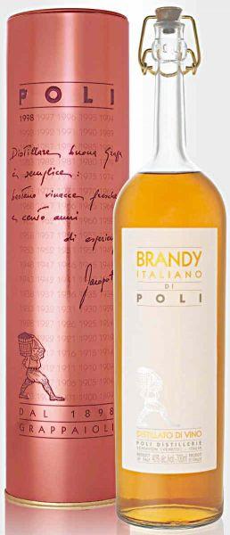 Brandy Italiano Poli