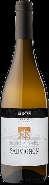 Kellerei Bozen Sauvignon Blanc DOC Italien Südtirol Weißwein