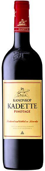 Kanonkop Estate Kadette Pinotage Rotwein Südafrika