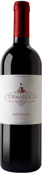 Tormaresca Neprica Puglia Rosso IGT Rotwein, Apulien, Italien