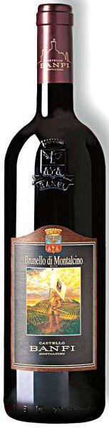 Brunello Montalcino Banfi