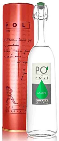 Aromatica Grappa Poli