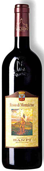 Rosso Montalcino Banfi