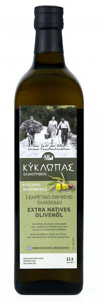 Kyklopas extra natives Olivenöl